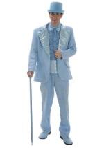 Blue Costume Tuxedo