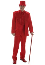 Red Costume Tuxedo