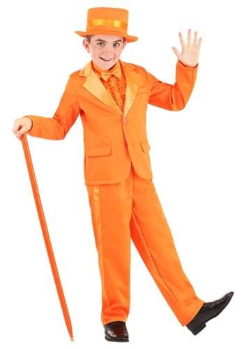 Orange Child Tuxedo