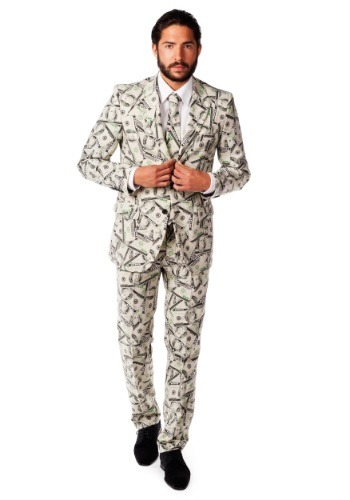 Men's Money Suit