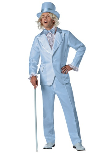 Dumb and Dumber Blue Harry Tuxedo