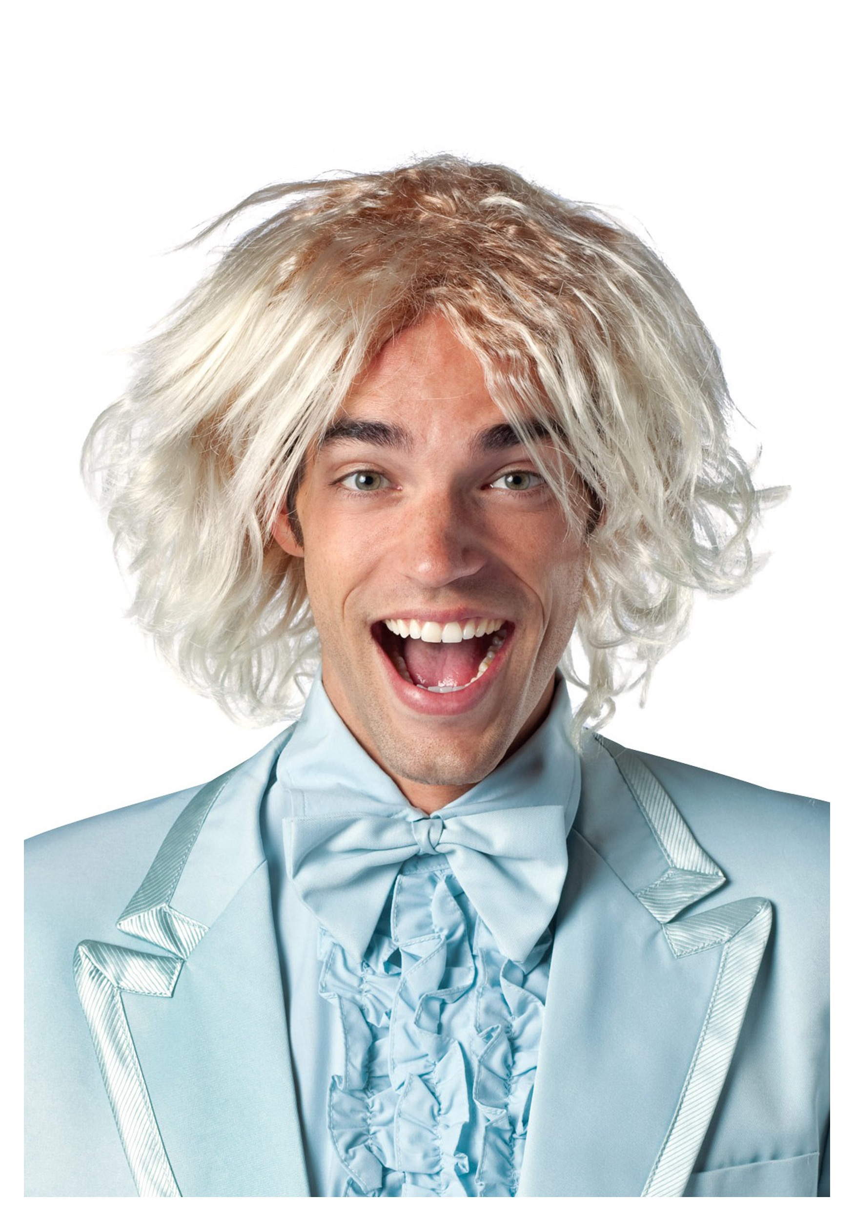 f23f5256969 Dumb and Dumber Harry Wig - Blonde Harry Costume Wig