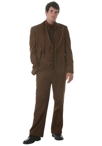 Deluxe Chocolate Brown Tuxedo