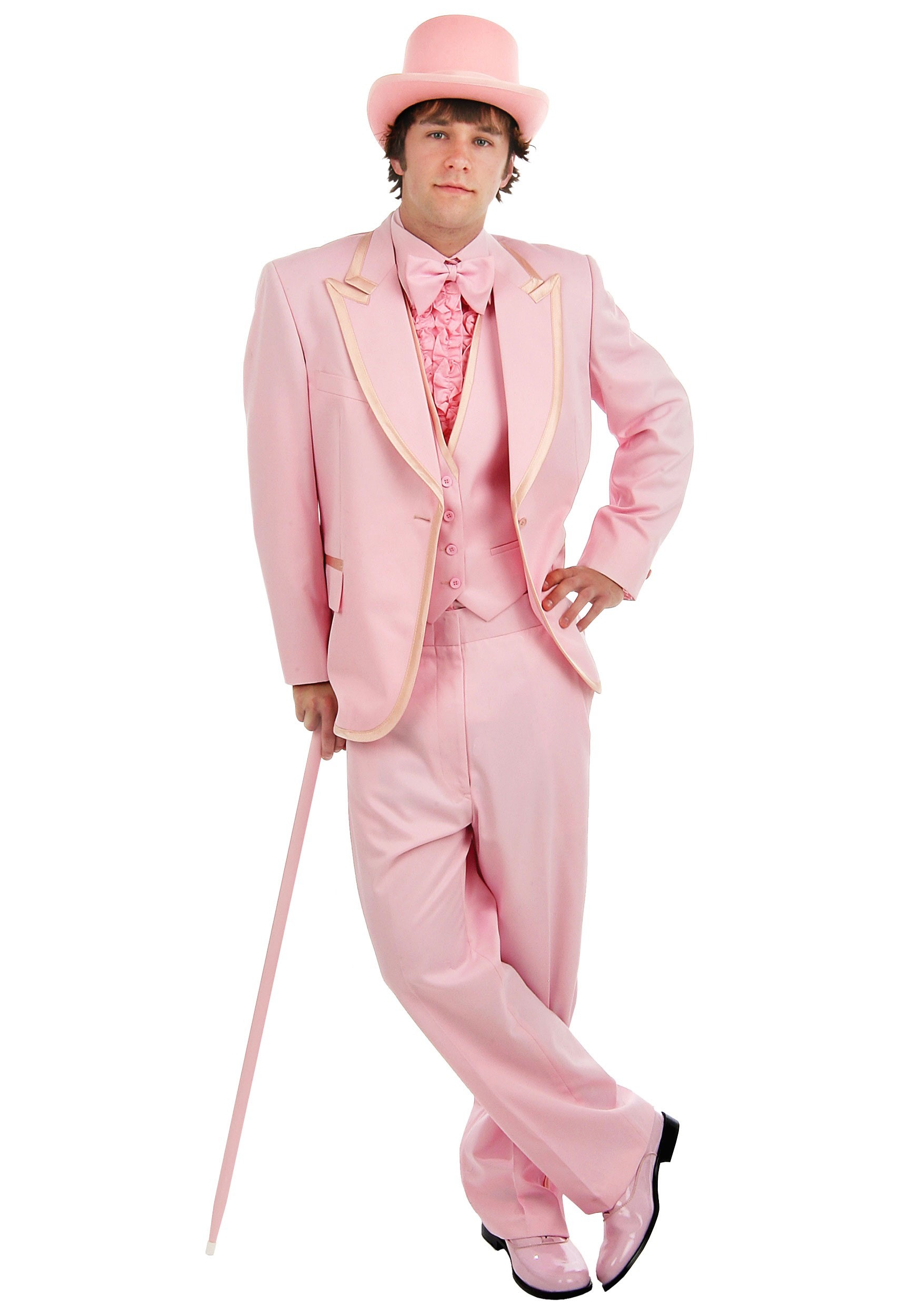 Pink Tuxedos - Men's Prom Pink Tuxedo - Mens Pink Suits